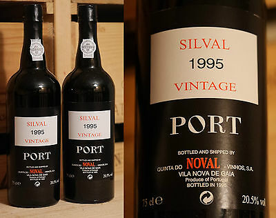 1995er Quinta do Noval - Silval Vintage Port *****