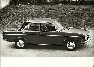 Audi 75L Period Press Photograph.