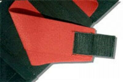 Kevco-Stubbs Kidney Support Belt – 7 inch Small Red : Stubbs_Small_Red