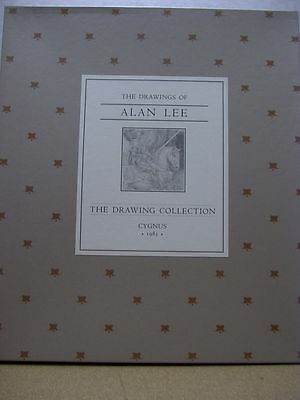 The Drawings of Alan Lee Portfolio (signed/numbered) (USA)