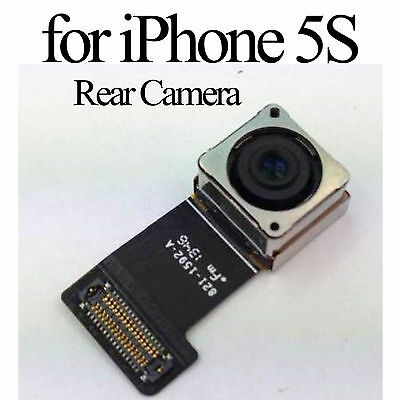 Back Rear Camera Video Flash Flex Cable Module Replacement Parts for iPhone 5S