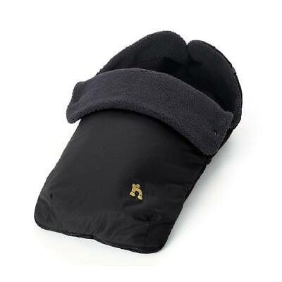 Out n About Nipper Footmuff Cosytoes (Raven Black) Wide Universal Fitting