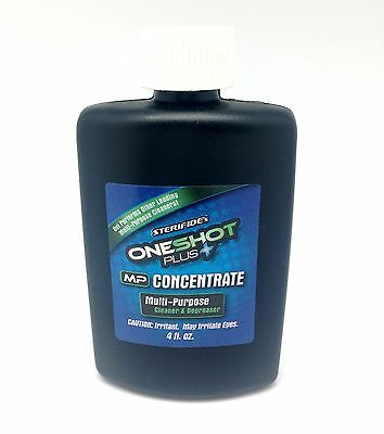 One Shot Multi-Purpose Cleaner Degreaser As Seen On TV Concentrate Biodegradable