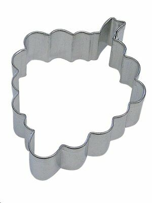 """Grapes Cookie Cutter 3.5"""" Fruit  Baking Fondant Plant Garden Jelly Cook"""