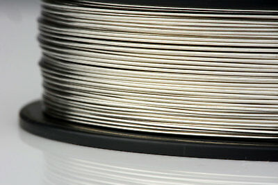 TEMCo Pure Nickel Wire 26 Gauge 100 Ft non resistance AWG Ni200 Nickel 200 ga