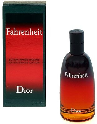 Dior Fahrenheit  After Shave Lotion 100 ml Aftershave NEU