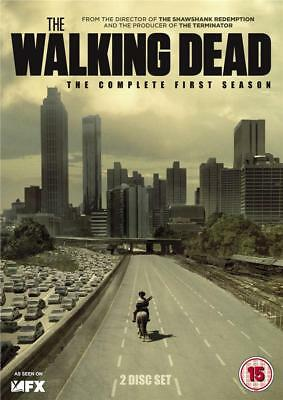 The Walking Dead complete first season DVD 2 disc New and sealed