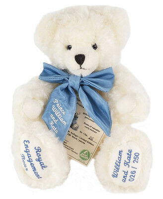 HERMANN SPIELWAREN The Royal Engagement Bear. Limited Edition. Brand New & Tags.