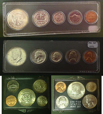 USA Mint Year sets. Choose your set.