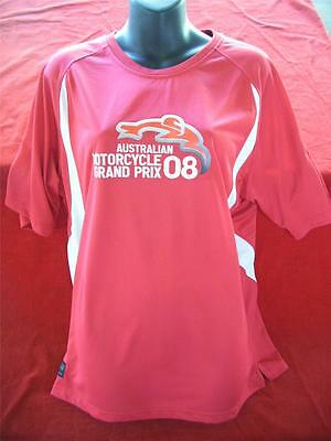 Australian Motorcycle Grand Prix Shirt In Great Condition Size M
