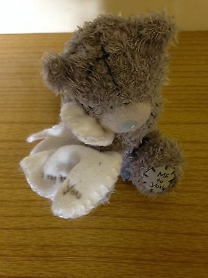 "6"" Me To You Tatty Teddy Bear With Blanket Carte Blanche F89"