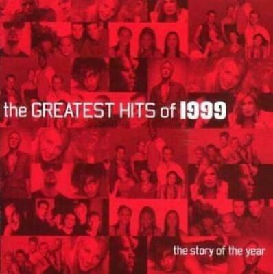 Various Artists : The Greatest Hits of 1999 CD