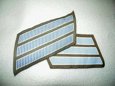 Idf Zahal Israel Military Field Sergeant Ranks. New. AUTHENTIC Israeli Army
