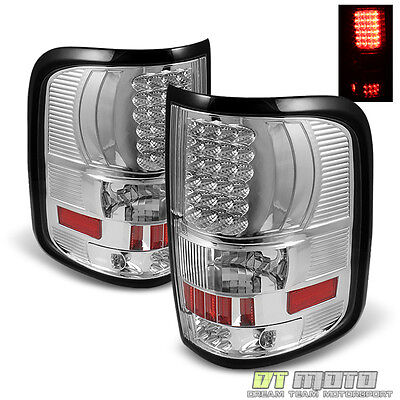 04-08 FORD F150 F-150 LED TAIL LIGHTS LAMPS PICKUP TRUCK REPLACEMENT LEFT+RIGHT