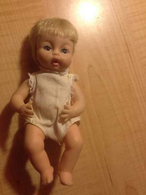 VINTAGE 1968 HORSMAN DOLL INC. BABY WETS DOLL