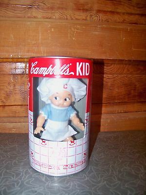1998 Campbells Soup Kid Horsman Doll Junior Series Sealed Never Opened