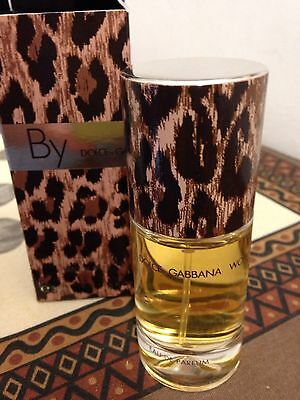 profumo raro introvabile BY EAU DE PARFUM BY DOLCE & GABBANA BY WOMAN