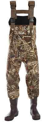 DUCK COMMANDER 4.0MM NEOPRENE 1000-GRAM HUNTING CHEST WADER DAT-65314 MENS 14