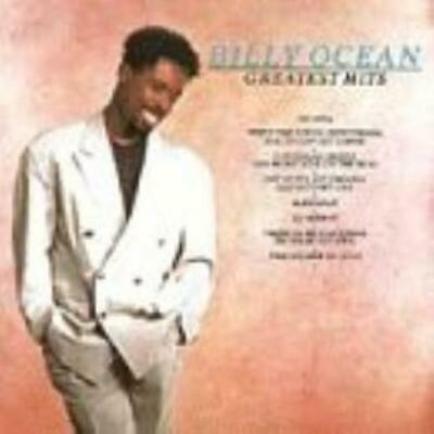 Billy Ocean Greatest Hits CD Value Guaranteed from eBay's biggest seller!