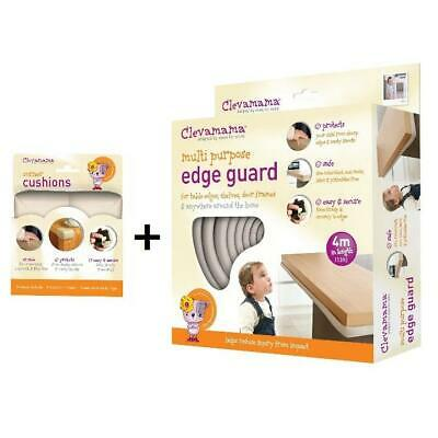 Clevamama Safety Edge & Corners Pack (Multi-Edge Guard & Corners)