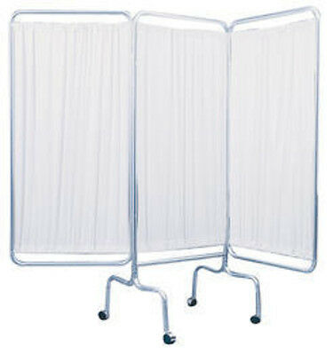 """Drive Medical 3 Panel Privacy Screen 13508 , 60"""" x 28"""" x 5"""" New"""