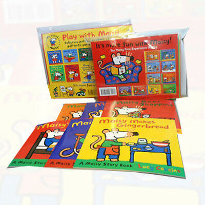 Lucy Cousins Maisy Mouse Loves 27 Books Collection Set Childrens Book Brand New