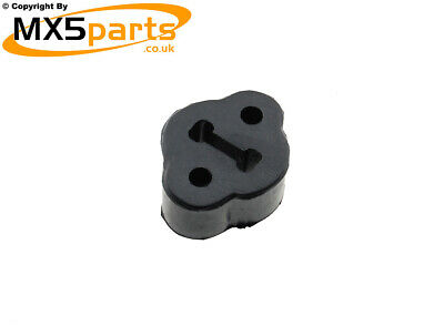 MX5 Exhaust Mounting Rubber Hanger OEM Quality Mazda MX-5 Eunos Mk1 NA 1989>1998