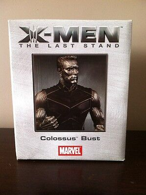 Diamond Select Marvel X-men the Last Stand Colossus Bust #70 of 2500 Low Run