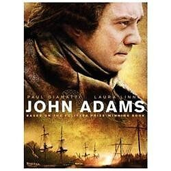 John Adams The Entire Miniseries DVD Gently Used