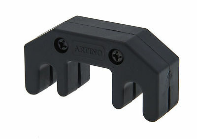New ARTINO METAL VIOLIN MUTE WITH RUBBER COATING