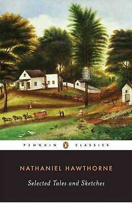 Selected Tales and Sketches by Nathaniel Hawthorne (English) Paperback Book Free