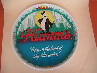 Hamms Beer Tray - Born in Land of Sky Blue Waters   rr