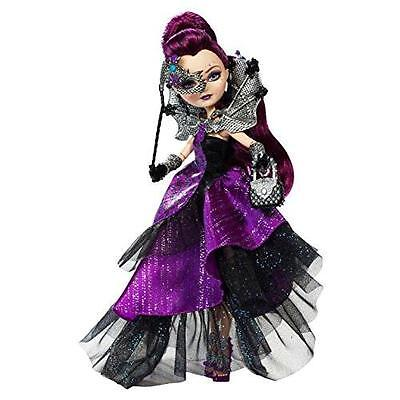 Ever After High Thronecoming Raven Queen Doll New