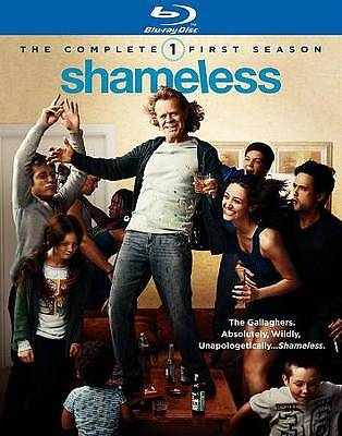 Shameless: The Complete First Season 1 (Blu-ray, 2011) PREOWNED