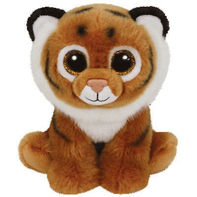 TY Classic Plush - TIGGS the Bengal Tiger (9.5 inch)- MWMT's -Stuffed Animal Toy