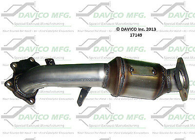 Catalytic Converter-Exact-Fit Front fits 05-07 Subaru Legacy 2.5L-H4