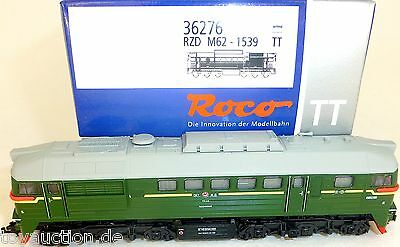 RZB M62 Diesel locomotive Russian Stsb Taiga drum-EpV Roco 36276 TT NEW 1:120