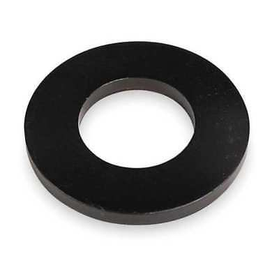 TE-CO 42605 Flat Washer, Blk Oxide LCS, Fits 1/2 In