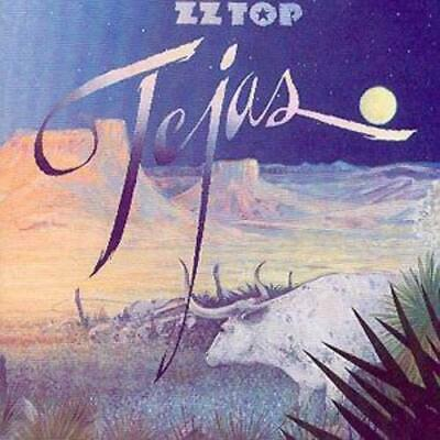 ZZ Top : Tejas CD (1988) ***NEW*** Value Guaranteed from eBay's biggest seller!