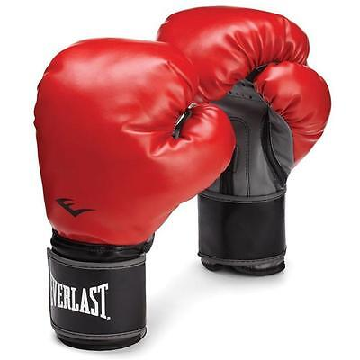 Everlast Classic Training Fight Boxing Gloves Heavy Punch Bag Mitts