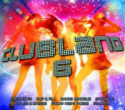 Various Artists : Clubland 6 CD (2004)