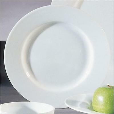 Ten Strawberry Street Z-Ware White 6 Inch Bread And Butter Plate Set Of 6