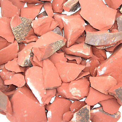 Red Jasper Mineral Specimen Raw Natural Rough Crystal Stone of Empowerment