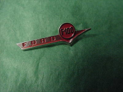 FORD F-100   vintage   Hat Pin