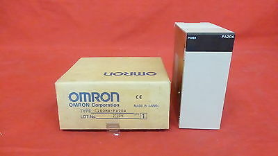 OMRON C200HW-PA204 *NEW* POWER SUPPLY UNIT 120VA (2D1)