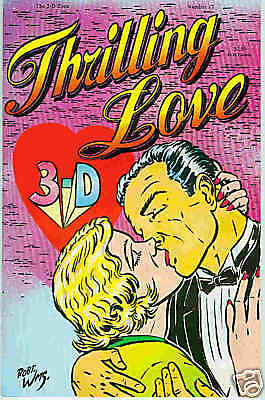 3-D Zone Presents # 17 (Thrilling Love) (USA)