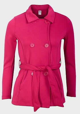 "NEW Girls Pink Casual Jersey Jacket ""Miss Understood"" Ages 7, 8, 12, and 14"