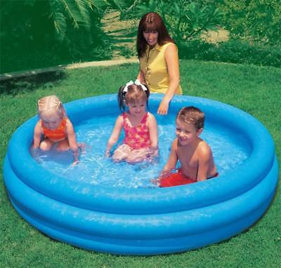 INTEX Inflatable Swimming Paddling Play Pool Toy Kids Childs Childrens Family