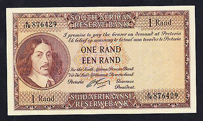 South Africa 1 Rand ND (1962-65) P. 102b aUNC Note