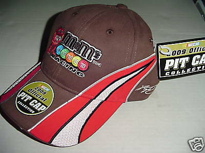 KYLE BUSCH #18 M&M'S RACING PitCap Chase 2009 HAT CAP Nascar Tailgate Party race